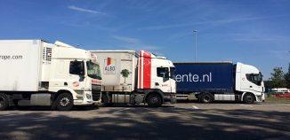 A-Class Logistics - Road transport