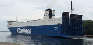 A-Class Logistics - Water transport